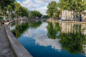 promenade dans le 10 ème arrondissement de Paris